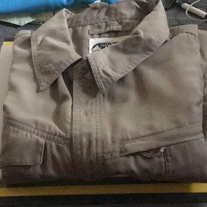 Mountain Khaki Shirt